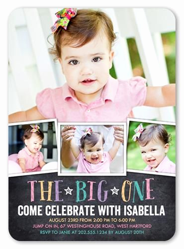 Baby Girl First Birthday Invitation New 17 Best Images About First Birthday Party On Pinterest