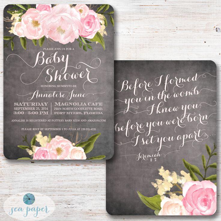 Baby Girl Shower Invitation Ideas Inspirational Best 25 Baby Girl Invitations Ideas On Pinterest