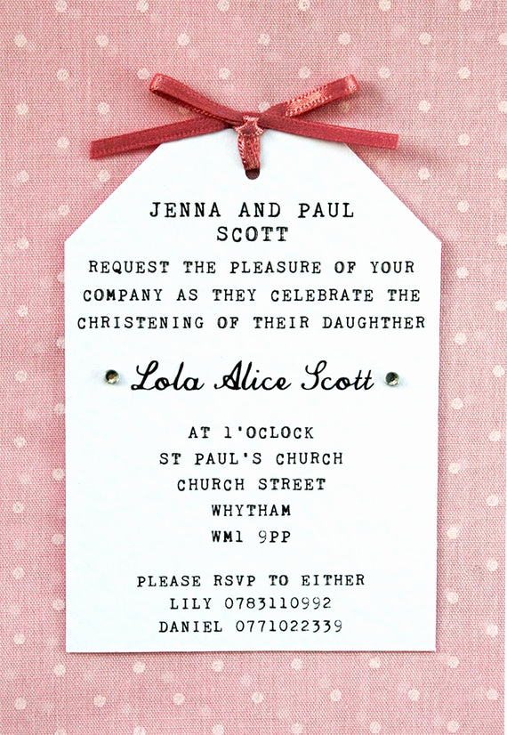 Baby Naming Ceremony Invitation Best Of Baby Girl Christening Naming Ceremony Invitation Elegant