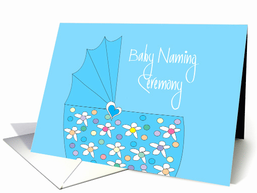 Baby Naming Invitation Wording Best Of Invitation for Baby Boy Naming Ceremony with Blue