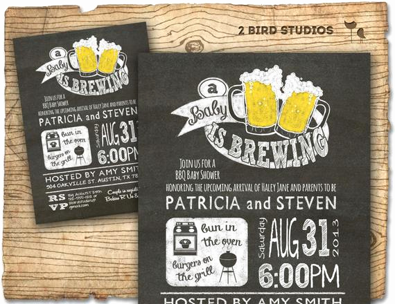 Baby Shower Bbq Invitation Best Of Bbq Beer Baby Shower Invitation Baby Q Invite Coed Barbecue