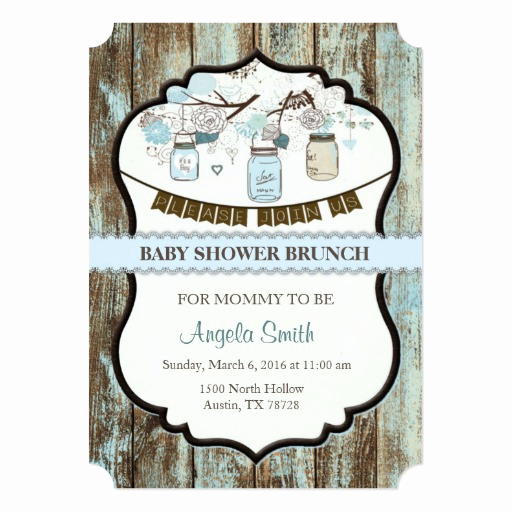 Baby Shower Brunch Invitation Inspirational Baby Shower Brunch Invitation