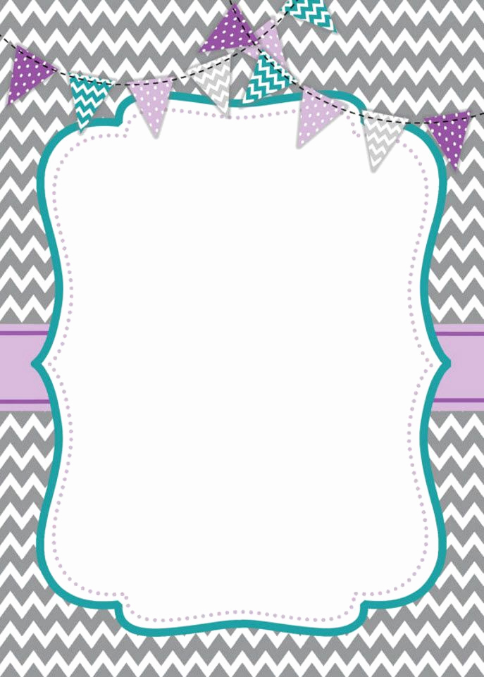 Baby Shower Invitation Border Best Of 2681 Best Images About Imagenes On Pinterest