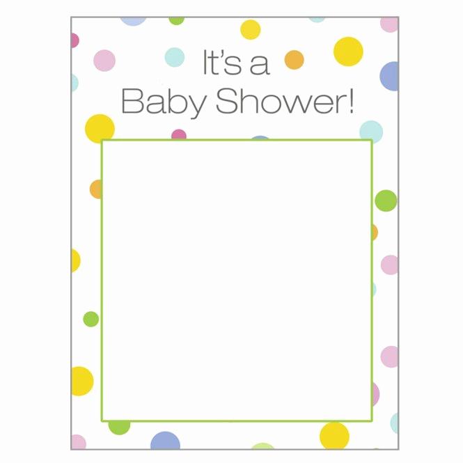 Baby Shower Invitation Borders Beautiful Baby Shower Invitation Borders