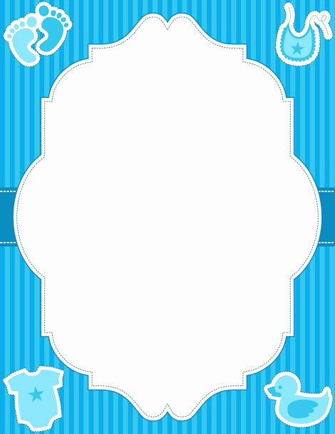 Baby Shower Invitation Borders Inspirational Pin by Muse Printables On Page Borders and Border Clip Art