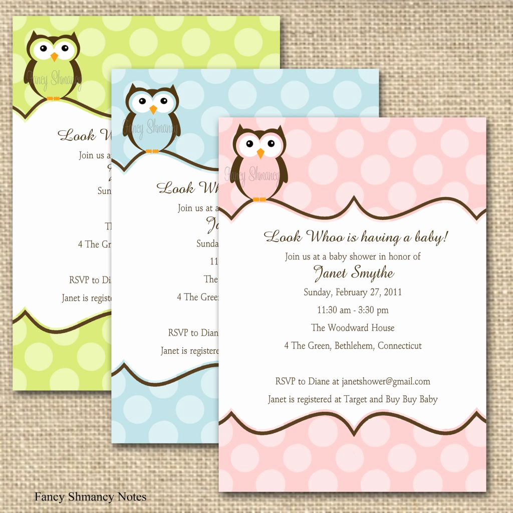 Baby Shower Invitation Card Ideas Awesome 6 Ideas Para organizar Un Baby Shower Decoracion Mesa