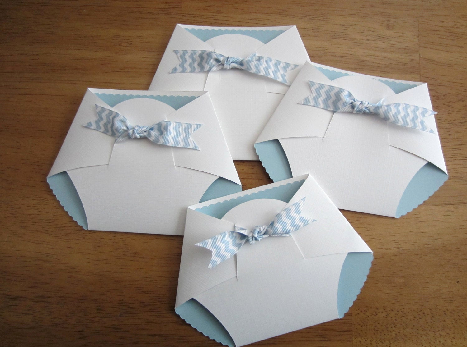 Baby Shower Invitation Card Ideas Best Of Handmade Baby Shower Invitation Diaper Shape by