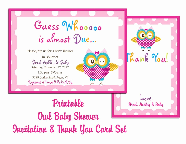 Baby Shower Invitation Card Ideas Elegant Free Printable Ladybug Baby Shower Invitations Templates