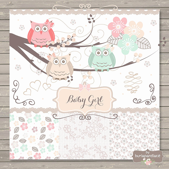 Baby Shower Invitation Clip Art Fresh Baby Owl Invitations Clipart Clipart Suggest
