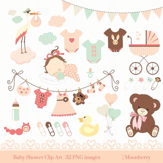 Baby Shower Invitation Clipart Awesome Baby Shower Clip Art Baby Shower Clip Art Baby