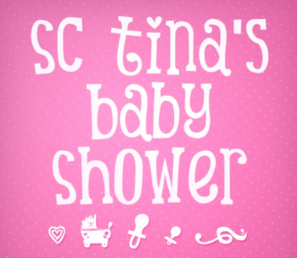 Baby Shower Invitation Font Unique 12 Baby Shower Fonts Otf Ttf Download