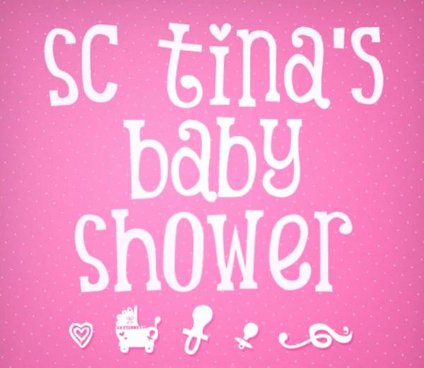 Baby Shower Invitation Fonts Fresh 12 Baby Shower Fonts Otf Ttf Download