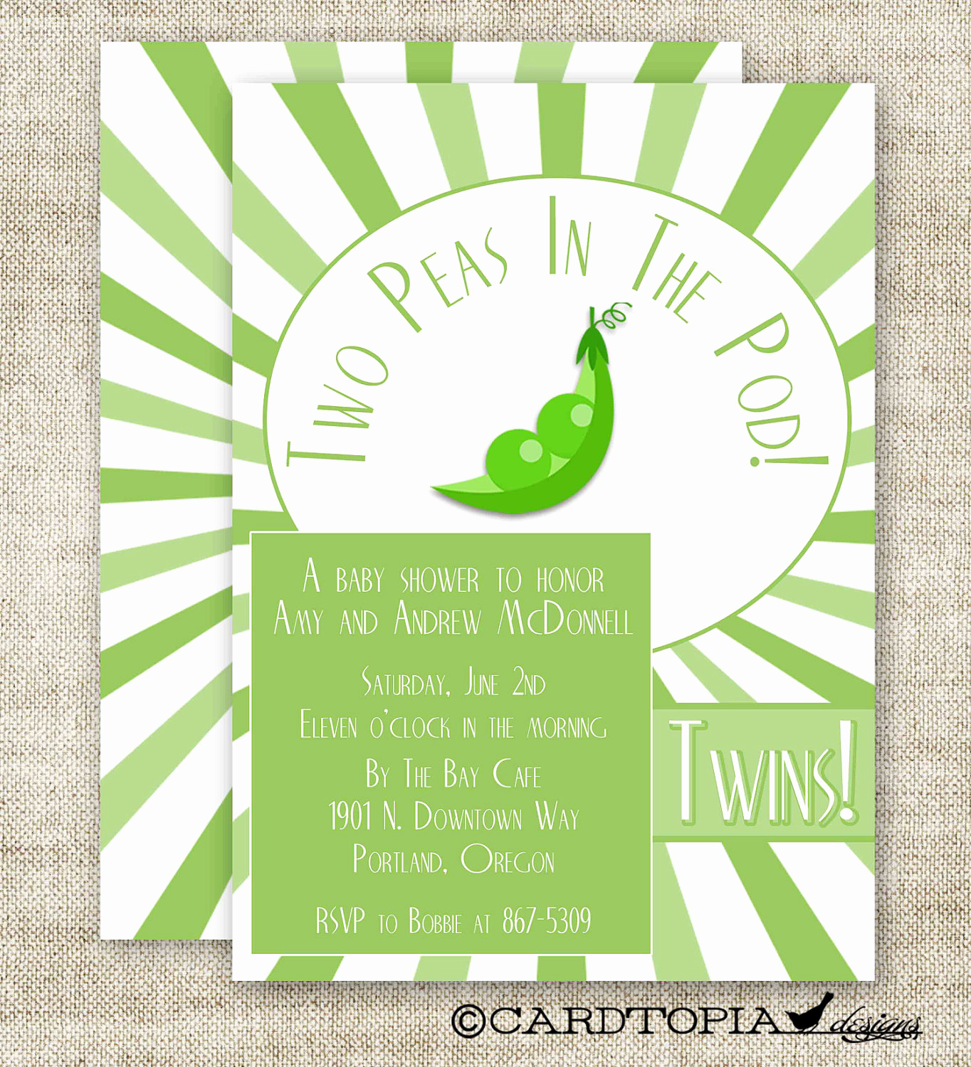Baby Shower Invitation for Twins Luxury Twin Baby Shower Invitations Digital Printable Personalized