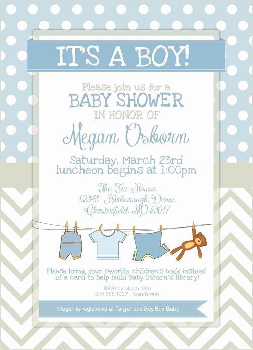 Baby Shower Invitation Free Printable Beautiful Boy Baby Shower Free Printables