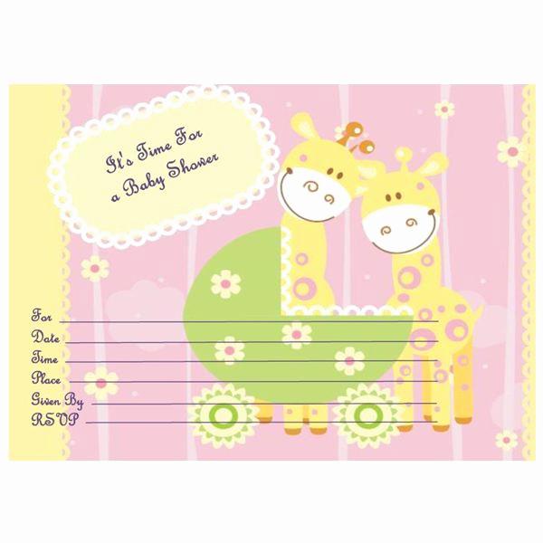 Baby Shower Invitation Free Printable Inspirational where to Find Free Printable Baby Shower Invitations