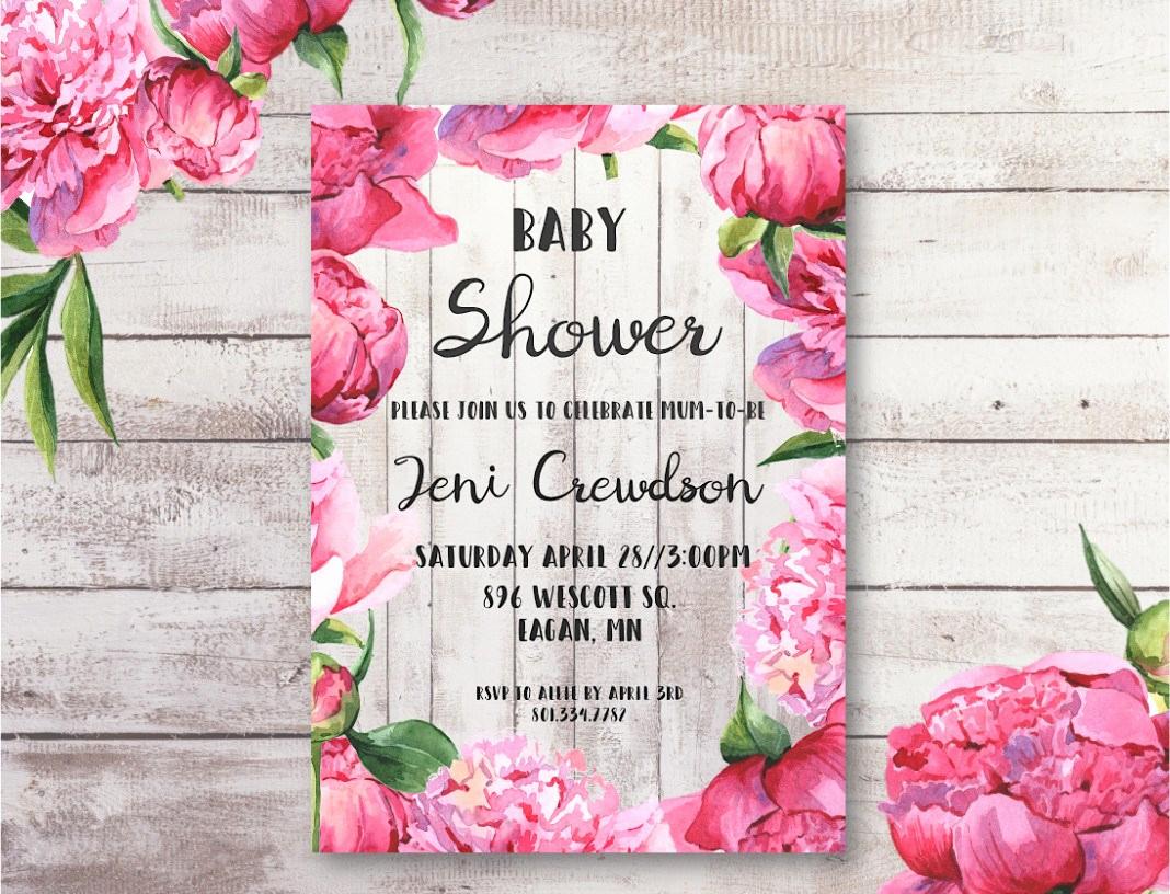 Baby Shower Invitation Free Printable Luxury Free Baby Shower Printables Double the Batch