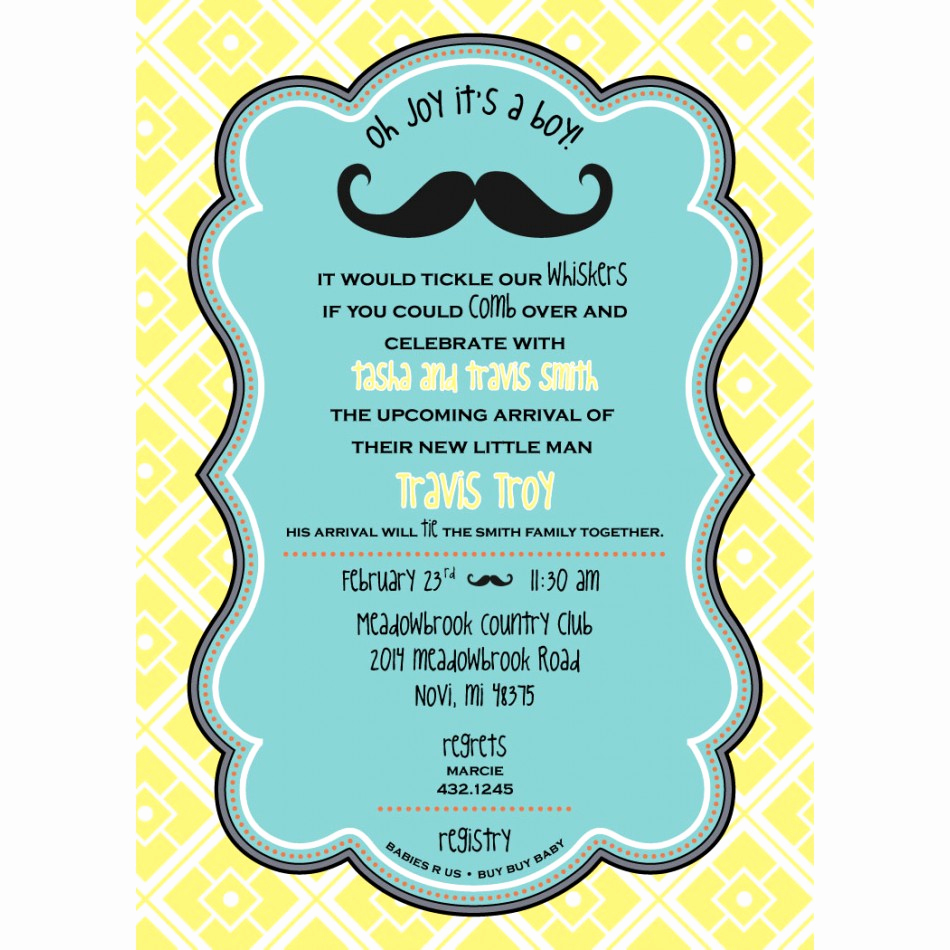Baby Shower Invitation Free Printable New Our Favorite Baby Shower themes anders Ruff Custom