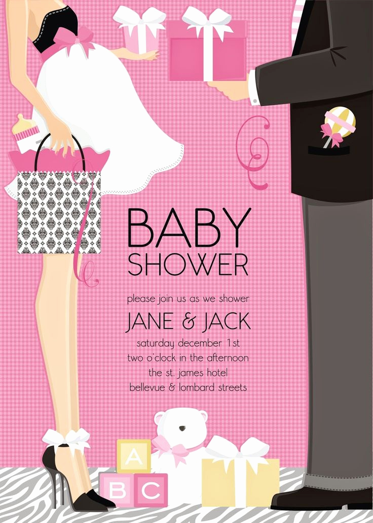 Baby Shower Invitation Ideas Beautiful 76 Best Baby Shower Ideas Images On Pinterest