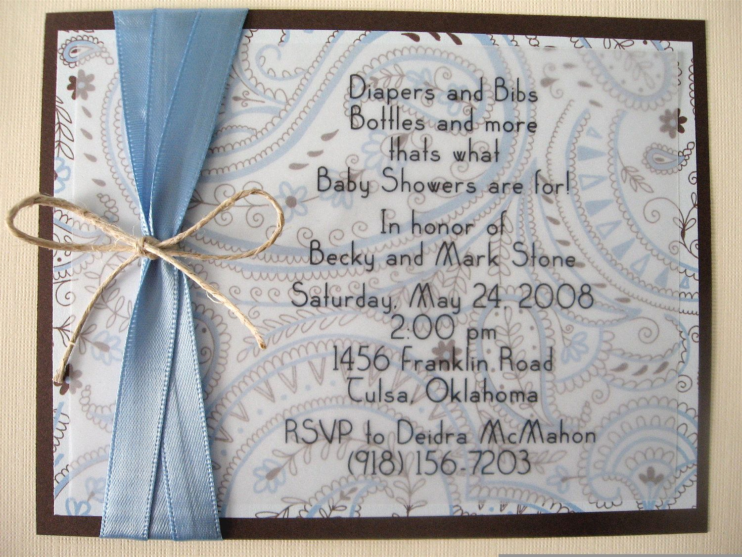 Baby Shower Invitation Ideas Homemade Awesome Homemade Baby Shower Invitations