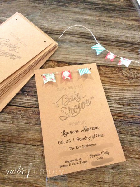Baby Shower Invitation Ideas Homemade Beautiful Best 25 Baby Shower Invitations Ideas On Pinterest