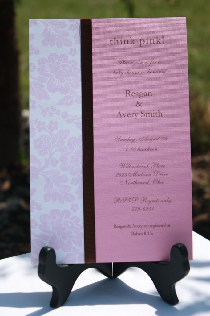 Baby Shower Invitation Ideas Homemade Best Of 160 Best Homemade Baby Shower Invitation Images On