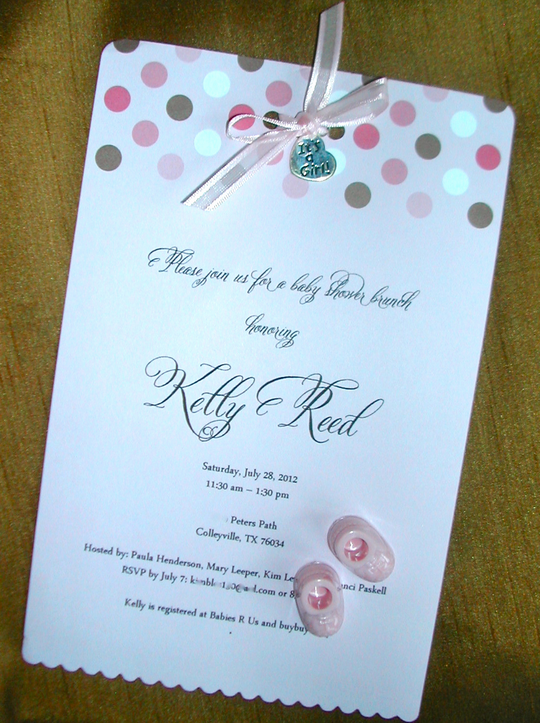 Baby Shower Invitation Ideas Homemade Elegant Diy Stationery