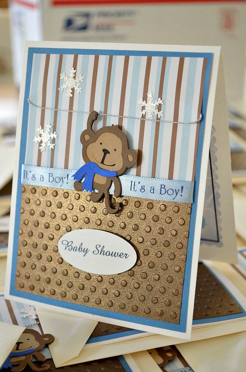 Baby Shower Invitation Ideas Homemade Lovely Birthday and Baby Shower Invitations Baby Shower Invitations