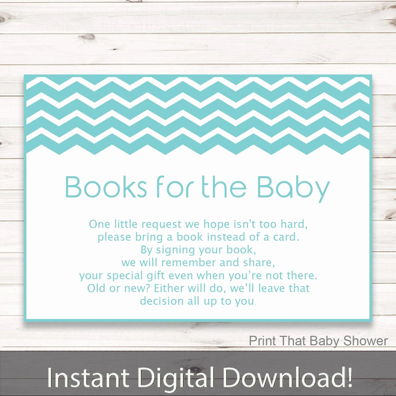 Baby Shower Invitation Inserts Lovely Baby Shower Invitation Insert Books for Baby Baby Shower