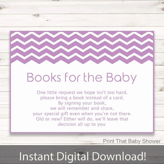 Baby Shower Invitation Inserts New Baby Shower Invitation Insert Books for Baby Baby Shower
