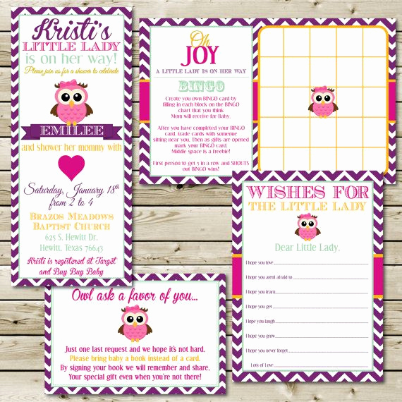 Baby Shower Invitation List Beautiful 149 Best Owl Baby Shower Images On Pinterest