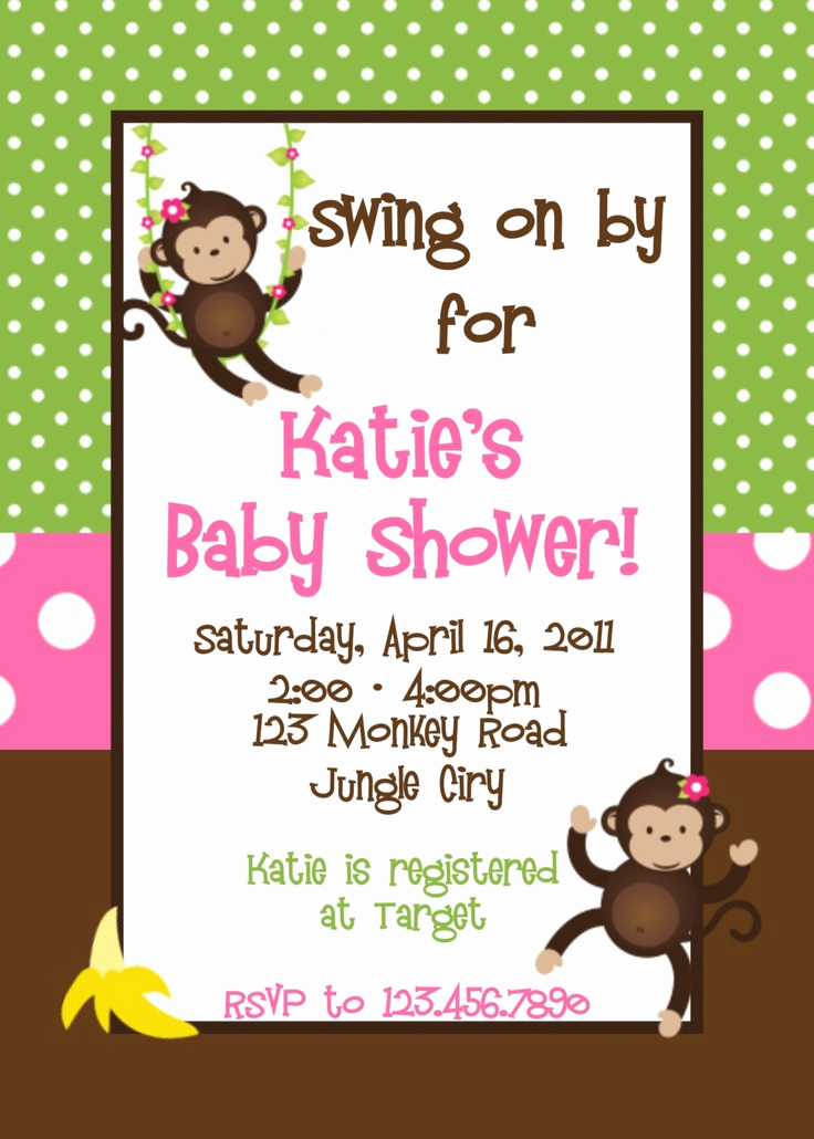 Baby Shower Invitation Message Lovely 192 Best Baby Shower Ideas Images On Pinterest