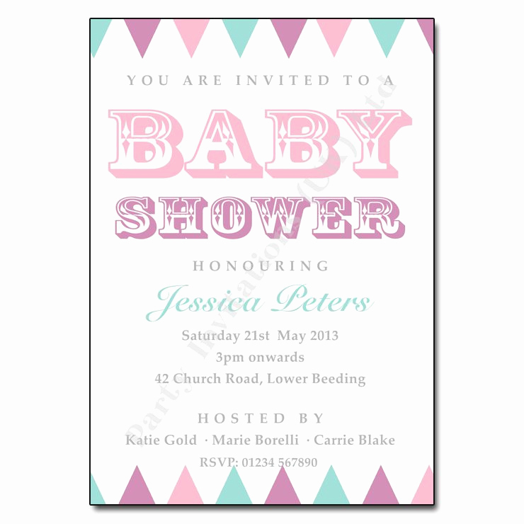 Baby Shower Invitation Message Unique Second Baby Shower Invitations Wording