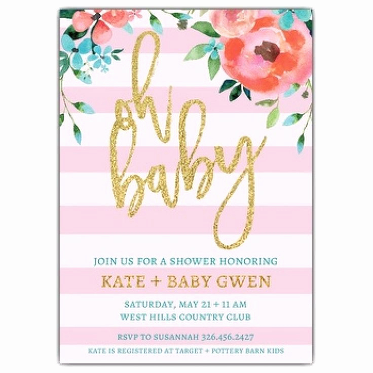 Baby Shower Invitation Messages Unique Best 25 Baby Shower Invitation Wording Ideas On Pinterest