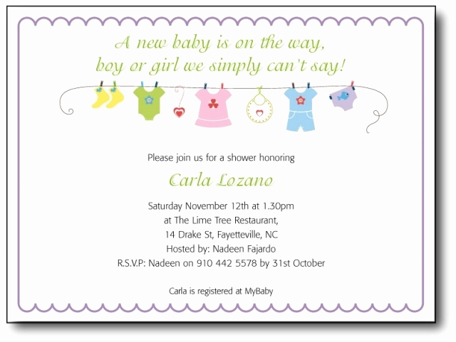 Baby Shower Invitation Poems Awesome Baby Shower Invitation Wording for Fice Party Cobypic