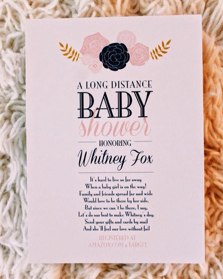 Baby Shower Invitation Poems Fresh Best 25 Baby Shower Poems Ideas On Pinterest