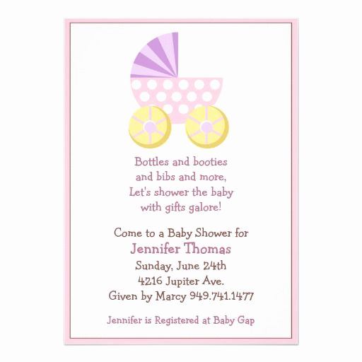 Baby Shower Invitation Poems Lovely Poems for Girl Baby Shower Invitations