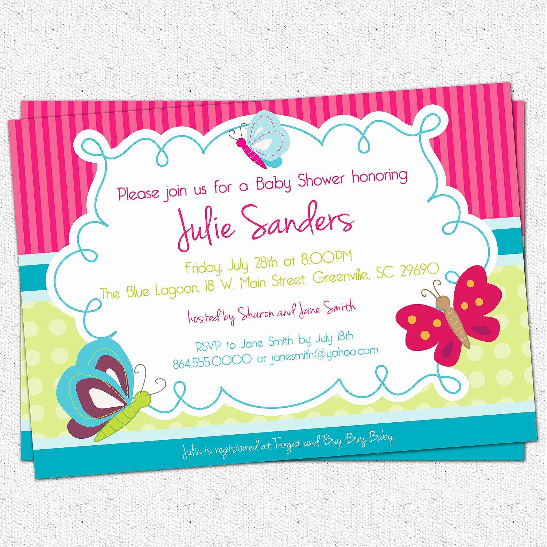 Baby Shower Invitation Printable Best Of Printable Baby Shower Invitations Free Printable Bee