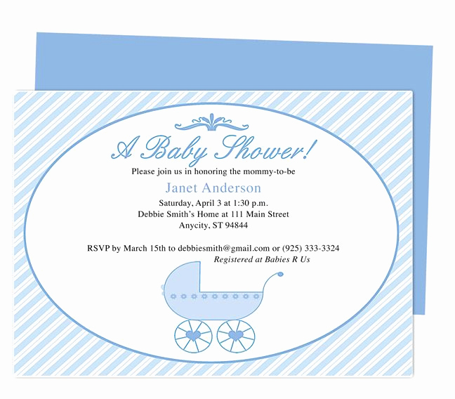 Baby Shower Invitation Templates Awesome 42 Best Images About Baby Shower Invitation Templates On