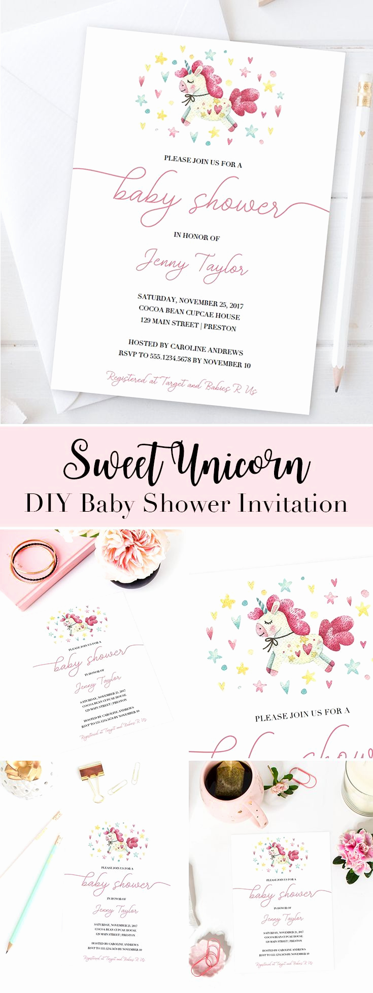 Baby Shower Invitation Templates Lovely the 25 Best Baby Shower Invitation Templates Ideas On
