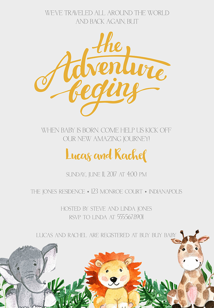 Baby Shower Invitation Text New 22 Baby Shower Invitation Wording Ideas