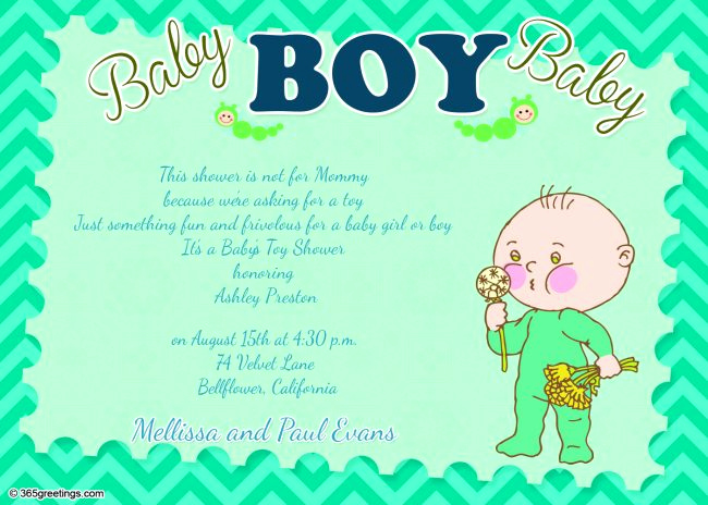 Baby Shower Invitation Text New Baby Shower Invitations 365greetings