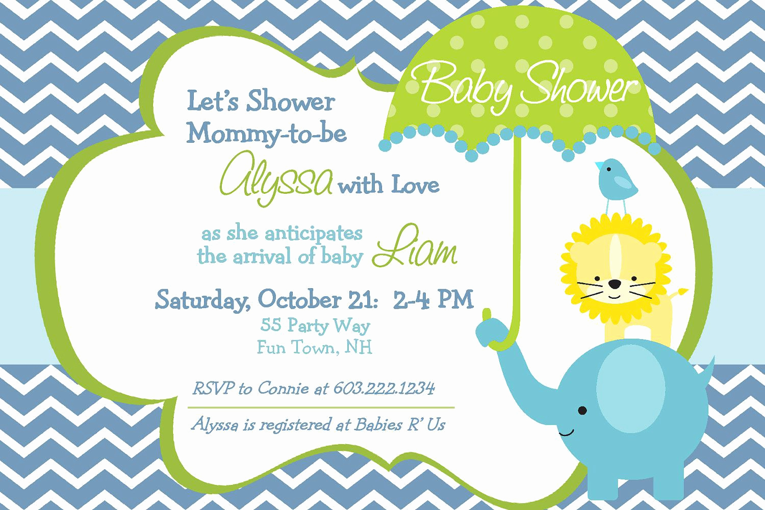Baby Shower Invitation themes Unique Baby Shower Invitation Templates Baby Shower Invitation