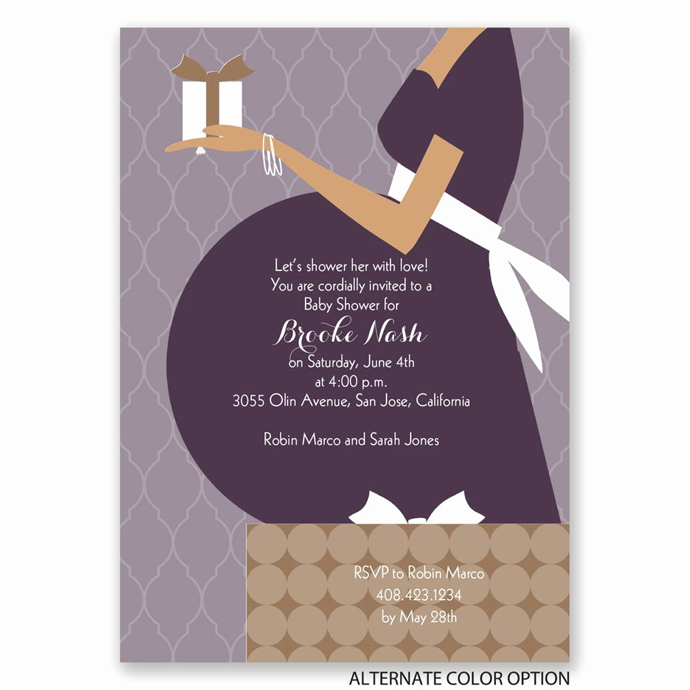 Baby Shower Pics for Invitation Best Of True Gift Baby Shower Invitation