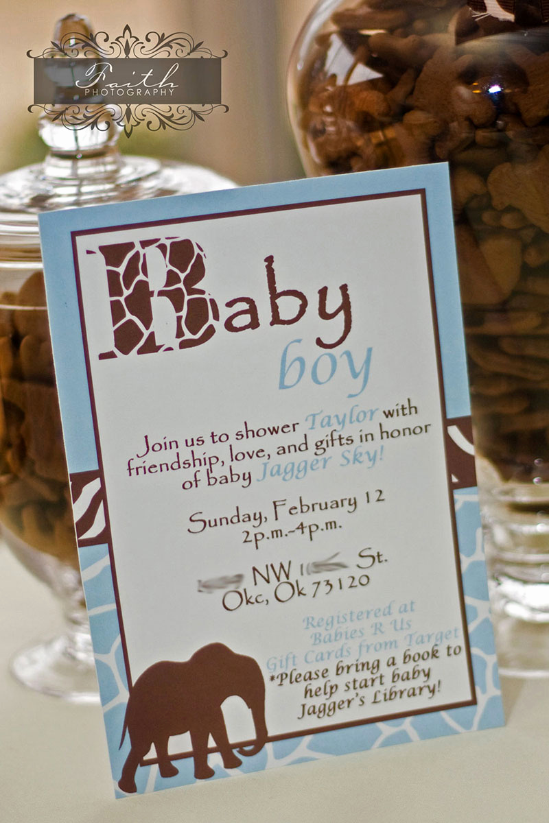 Baby Shower Safari Invitation Best Of Safari Baby Shower Boy Elephant Baby Shower Jungle