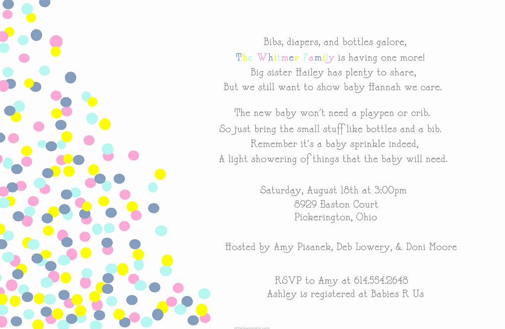 Baby Sprinkle Invitation Wording Elegant Jamaican Party Ideas Decorations Creative Home Jamaican