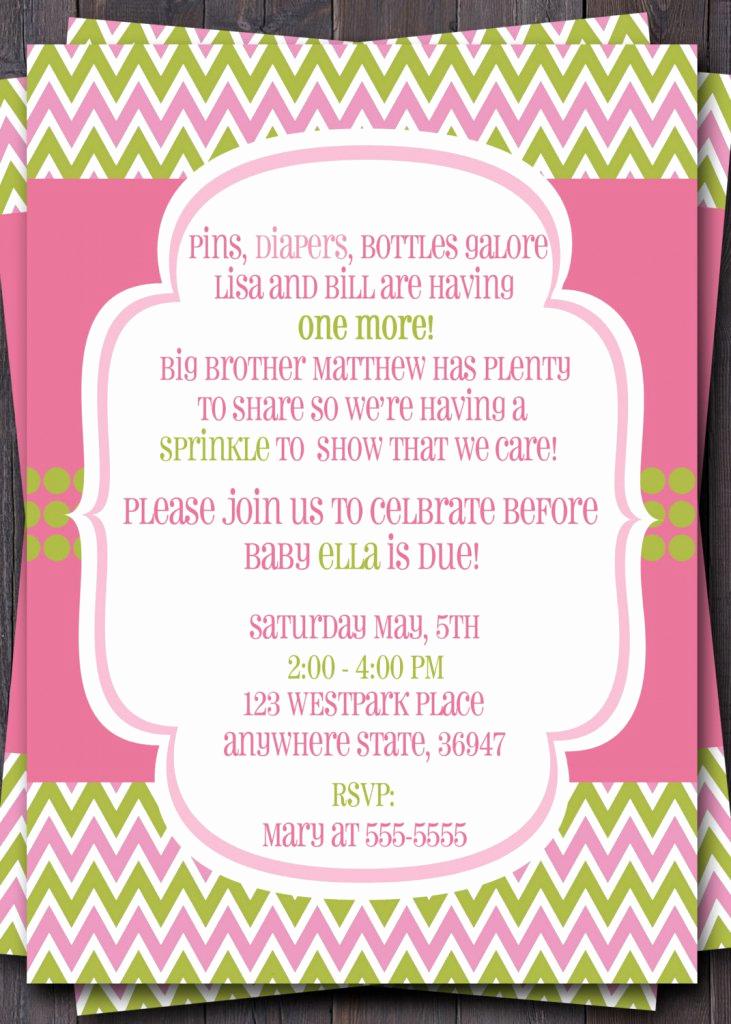 Baby Sprinkle Invitation Wording Lovely Religious Baby Shower Invitations Wording