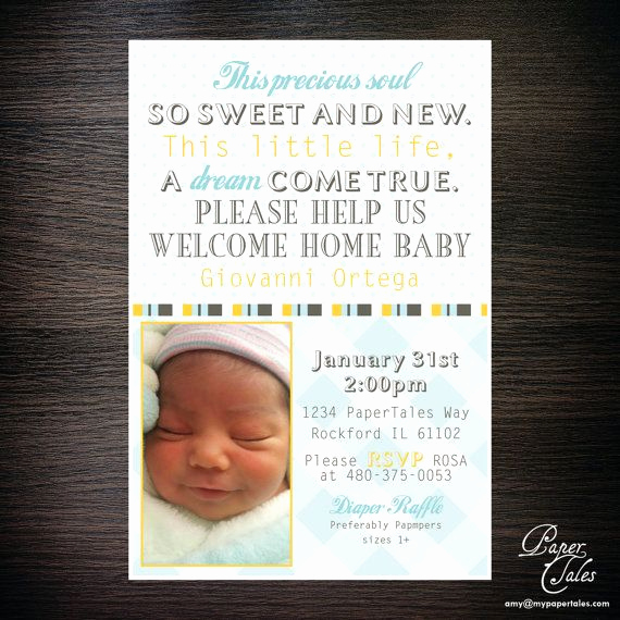 Baby Welcome Party Invitation Best Of 8 Best Wel E Home Ideas Images On Pinterest