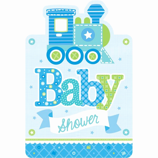 Baby Welcome Party Invitation Elegant Wel E Boy Party Baby Shower Fun Party Supplies