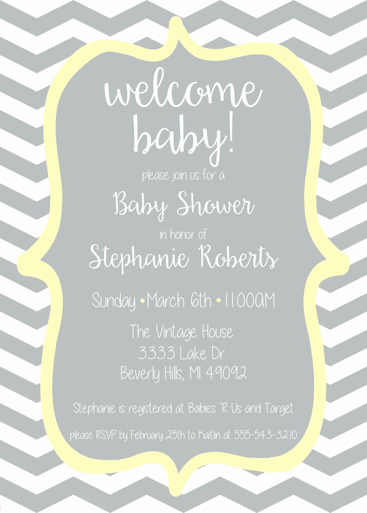 Baby Welcome Party Invitation New 25 Best Ideas About Wel E Baby On Pinterest