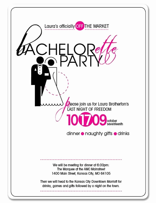 Bachelor Party Invitation Wording Inspirational Image Result for Joint Bachelor Bachelorette Party